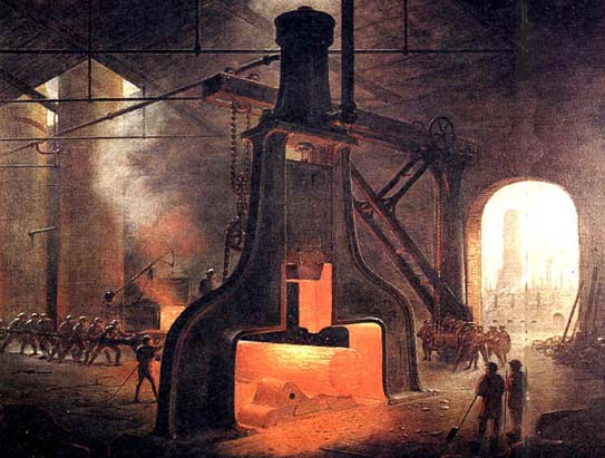 The Iron forge
