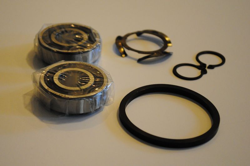 "15"" spindle rebuild kit"